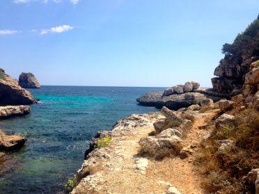 Cala Llombards Mallorca 2013